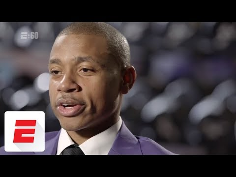 Isaiah Thomas: Cavs were in 'panic mode' when they traded him to Lakers | ESPN