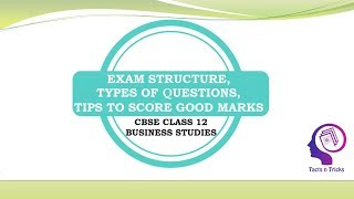 Video Exam Structure, Types of Questions, Tips to score good marks | CBSE Class 12  Business Studies download MP3, 3GP, MP4, WEBM, AVI, FLV Oktober 2018