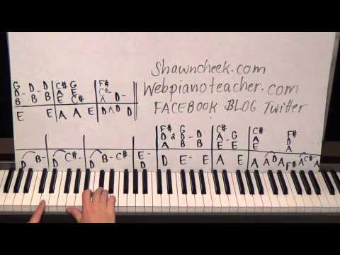 Piano Lesson North American Field Song - The 9th Hired Request Of 2014