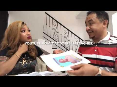 Yahoo: How I caught my ex-husband on red pant, red candles, laptop at night – Tonto Dike [VIDEO]