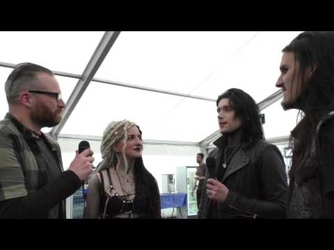 She Must Burn Interview Download Festival 2017