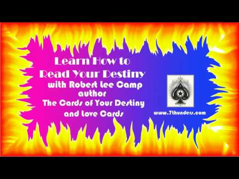 Card Lessons with Robert Lee Camp