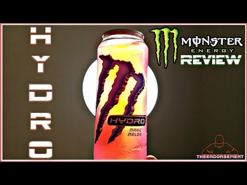 MONSTER® HYDRO REVIEW | MANIC MELON