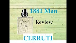 1881 for Man by Nino Cerruti