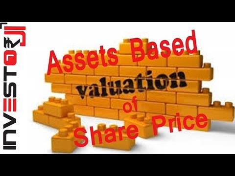 Valuing a company on its Assets