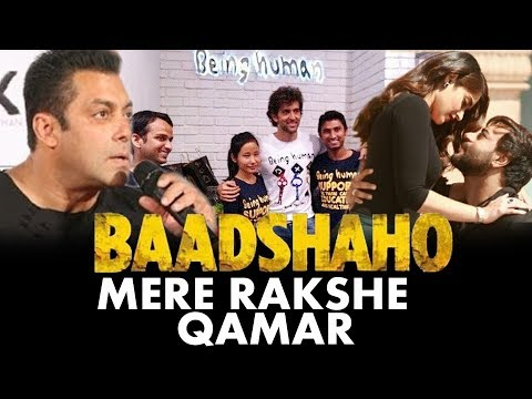 Thumbnail: Baadshaho Song 'Mere Rashke Qamar' FIRST LOOK, Hrithik Roshan Shops At Salman's Being Human Store