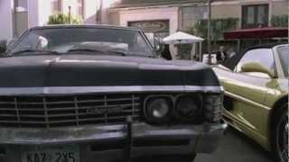 Supernatural Chevy Impala Tribute. 1080p