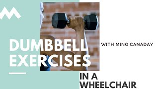 Arm Workouts for Manual Wheelchair Users