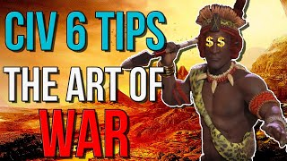 The Art of War - Civ VI Tips for Complete Beginners (2020)