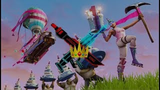 Fortnite Claim your 3 free Birthday Llama new patch 5.2 Save The World Gameplay live streaming
