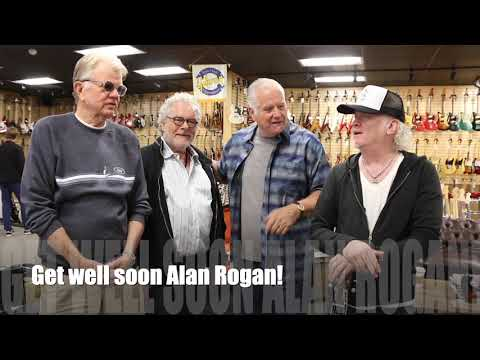 Get better soon Alan Rogan from your friends at Norman's Rare Guitars