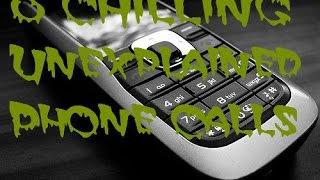 3 CHILLING Unexplained Phone Calls