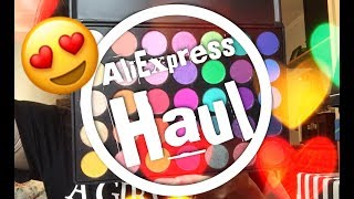 AliExpress Haul | IS IT BETTER THAN WISH? | Stoned Beauty Unboxing