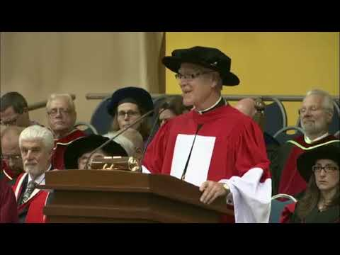2013 Honorary Degree Recipient: Archbishop V. James Weisgerber