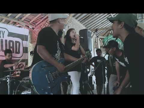 Hey Pujangga feat Angga Over Distortion - Sebatas pagar tribun (Live)