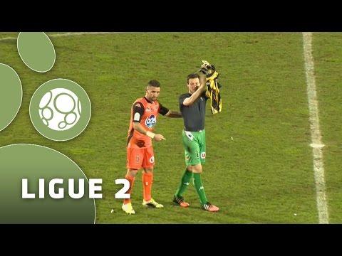 Stade Lavallois – AC Arles Avignon (1-0)  – Résumé – (LAVAL – ACA) / 2014-15