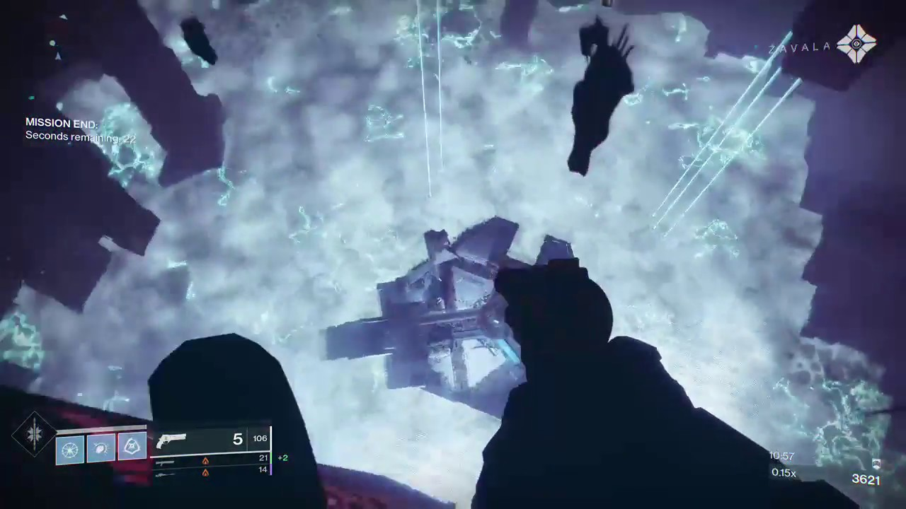 Destiny 2: Forsaken || Nightfall (Sept  20, 2018) The Inverted Spire   Melting Bosses is FUN!
