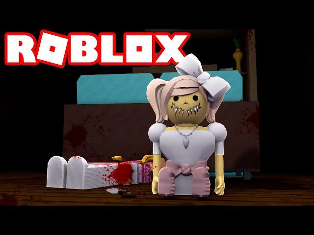 DEN UHYGGELIGE DUKKE! - Roblox Horror Story med ComKean