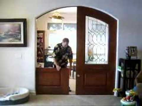 Dutch Pocket Doors By Pierce Trico Inc.   YouTube