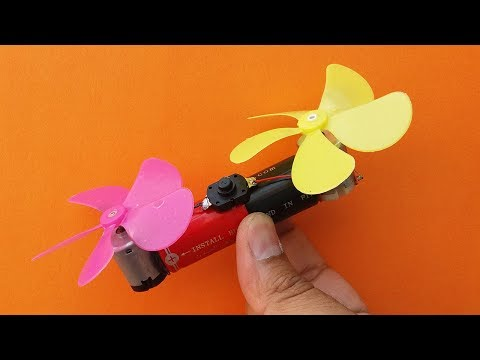 2 Amazing Life Hacks | Top 2 Awesome Ideas For DC Motor DIY |  Electric Alarm For DC Motor