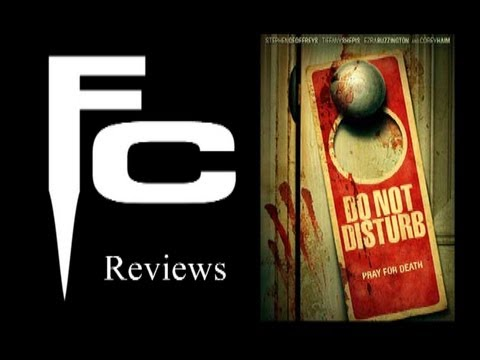 Do Not Disturb (2013) review on The Final Cut