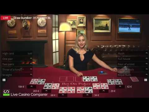 BetGames - Bet On Poker