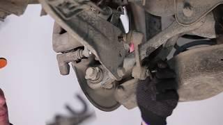 Installazione Asta puntone stabilizzatore posteriore e anteriore VW TOURAN: manuale video