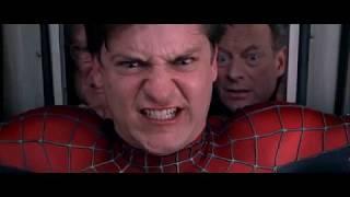 Человек-паук останавливает поезд и спасает людей \ Человек-паук 2
