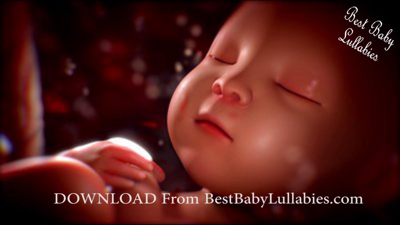 Baby White Noise Sleep Music Baby Womb Sounds Baby