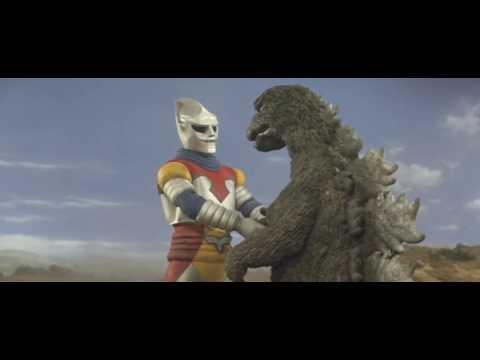 Godzilla vs  Megalon (HD) - The EPIC brotherly Jet Jaguar