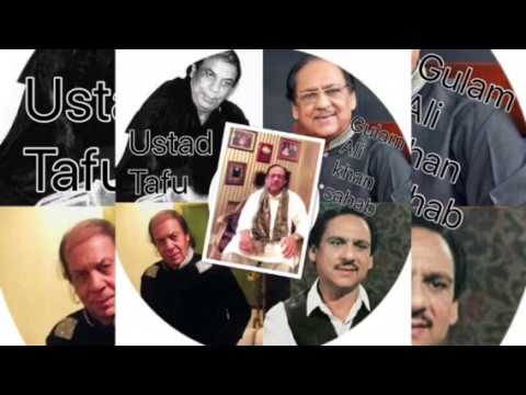 Gulam Ali khan Sahab and Ustad Tafu Khan...