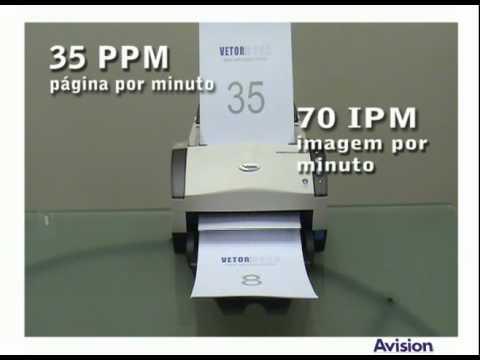 DRIVER: AVISION SCANNER AV220C2
