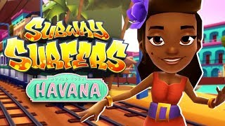 Subway Surfers World Tour 2018 Havana #2   Android Gameplay   Friction Games
