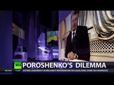 CrossTalk: Poroshenko's Dilemma