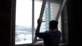 Ремонт окна+Как снять створку на окне?