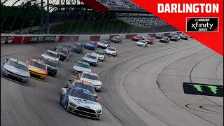 Full NASCAR Xfinity Series Race Replay: Toyota 200 from Darlington Raceway