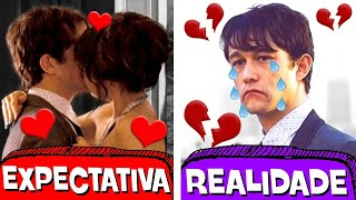 7 ROMANCES DO CINEMA QUE ACABARAM MAL! 😭💔