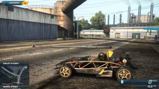 Need For Speed : Most Wanted (2012) - Test - Partie 1 (solo) [FR] [HD]