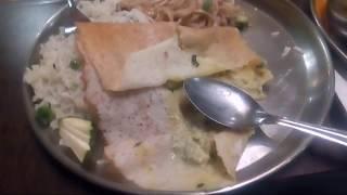 all buffet eating challenge in Mumbai restaurant