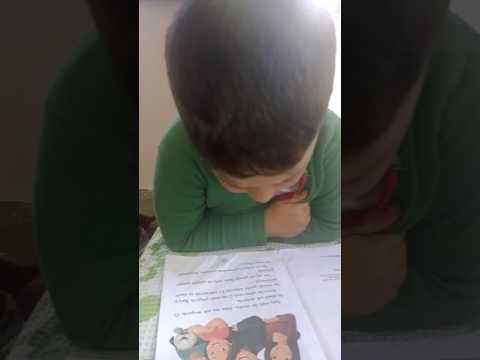 1.sınıf çocuğunun okuması