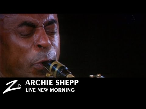 Archie Shepp - Dedication to Bessie Smith Blues - LIVE HD