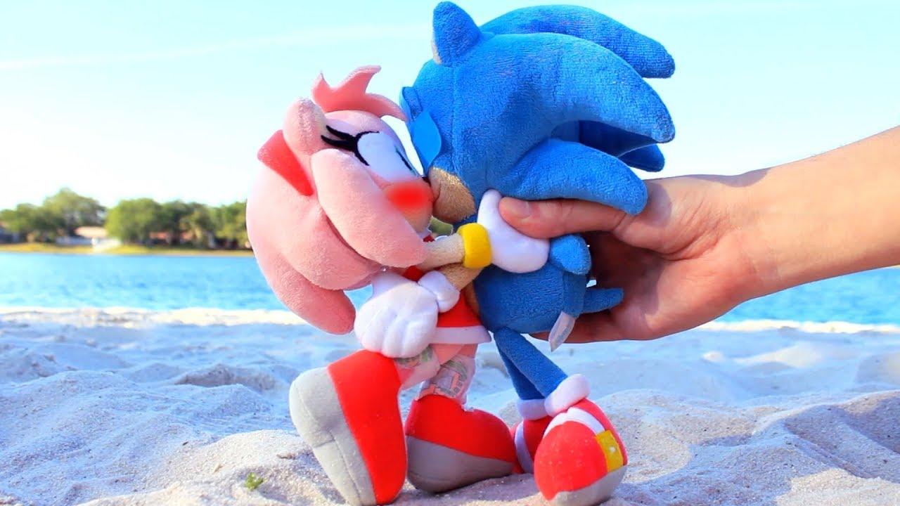 Sonic Plush Sonamy 3 Youtube