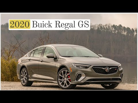 2020 Buick Regal Gs Build Price Review Colors Features Specs Mpg Youtube