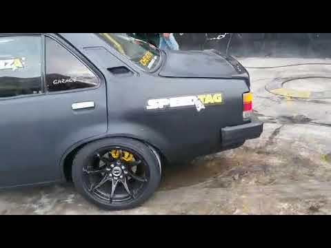 Chevette Preparado_ Corcel Negro ECUADOR