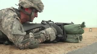 M16 Assault Rifle Range