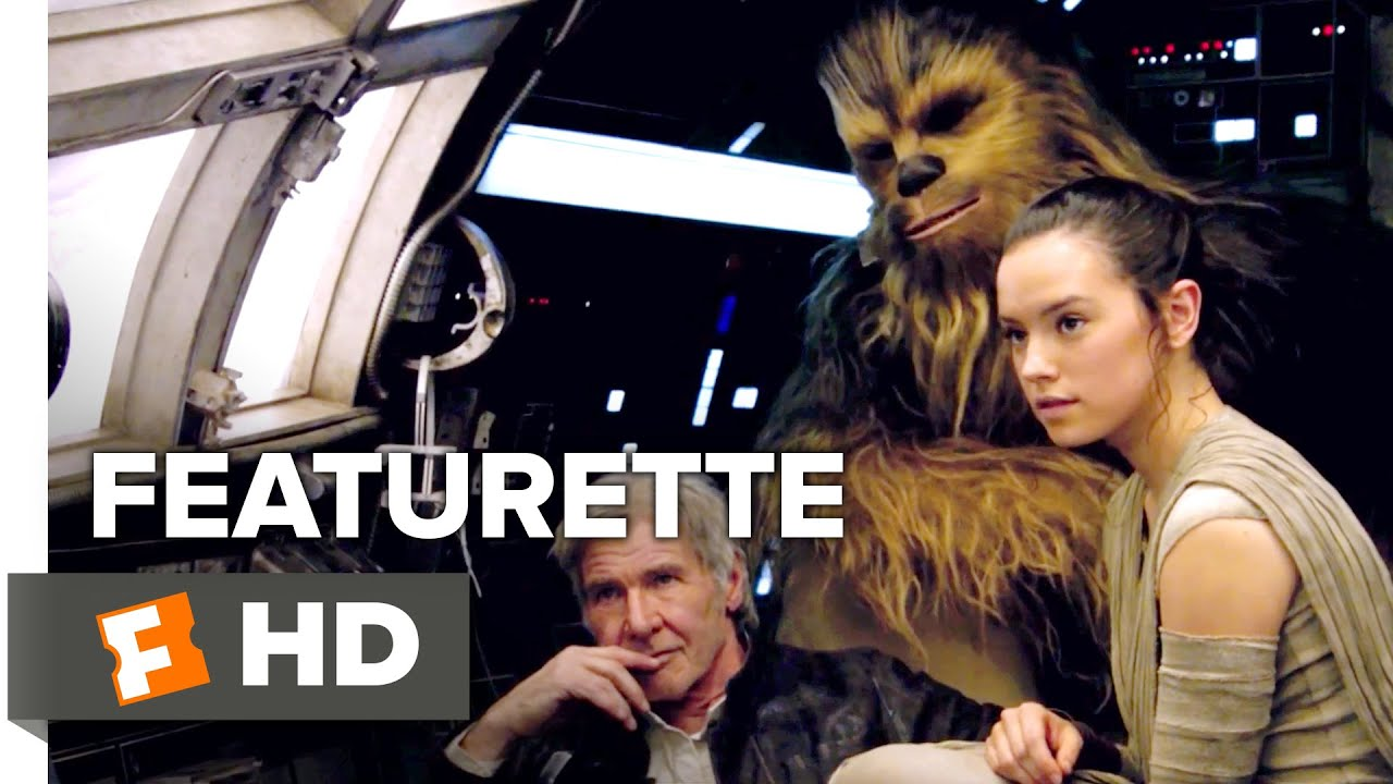 Star Wars: The Force Awakens Featurette - Legacy (2015) - Harrison Ford Movie HD