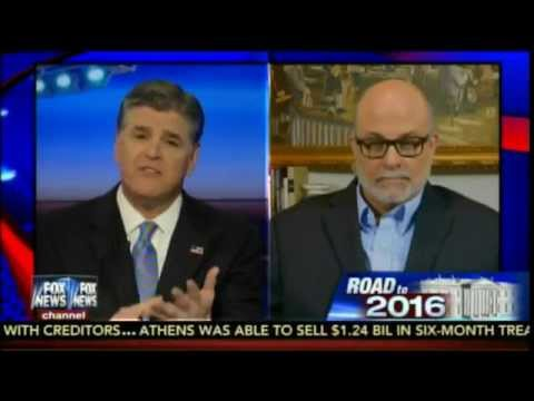 Mark Levin reacts to the Rand Paul - Sean Hannity interview 4/8/2015