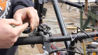Stuck Shifters DIY Easy Fix - Bike Repair - BikemanforU Tutorial