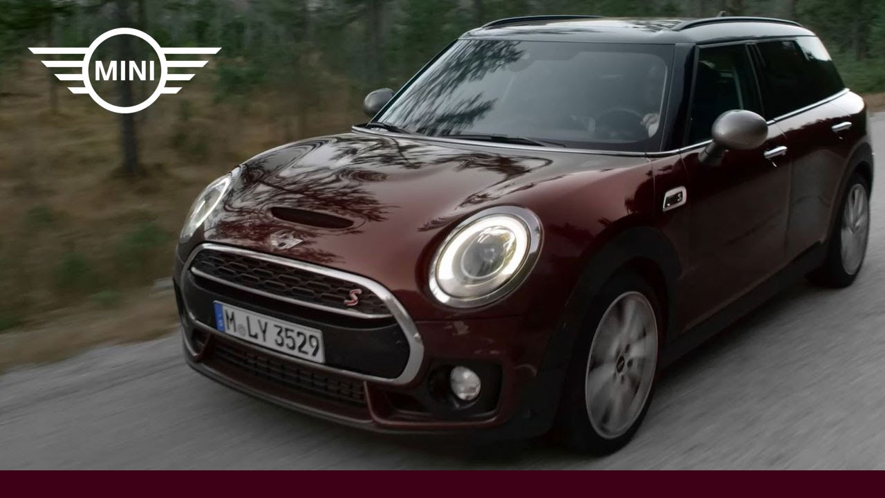 MINI USA | MINI Clubman | Vision - YouTube