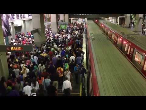 Estación Plaza Venezuela - Metro de Caracas